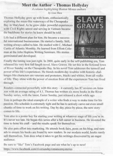 slave graves mensa comment 91415